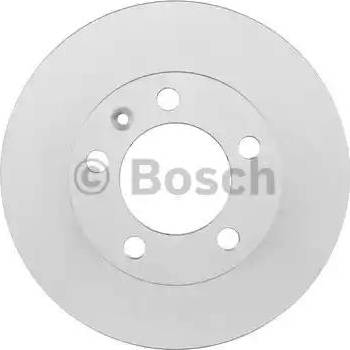 BOSCH 0 986 479 716 - Bremžu diski interparts.lv