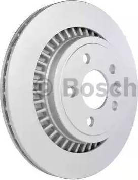 BOSCH 0 986 479 713 - Bremžu diski interparts.lv