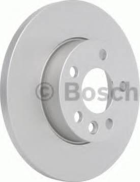 BOSCH 0 986 479 B54 - Bremžu diski interparts.lv