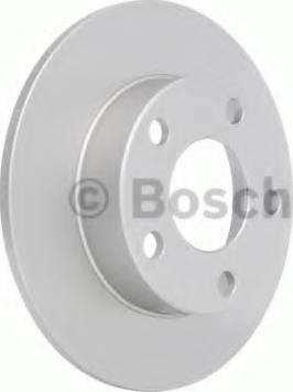 BOSCH 0 986 479 B56 - Bremžu diski interparts.lv
