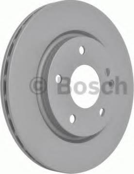BOSCH 0 986 479 B67 - Bremžu diski interparts.lv
