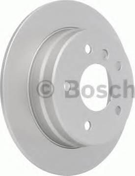 BOSCH 0 986 479 B36 - Bremžu diski interparts.lv