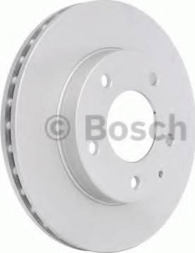 BOSCH 0 986 479 B25 - Bremžu diski interparts.lv