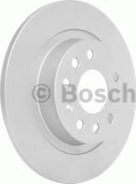 BOSCH 0 986 479 B74 - Bremžu diski interparts.lv