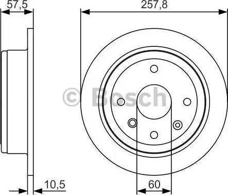 Cifam 800-953 - Bremžu diski interparts.lv