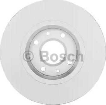 BOSCH 0 986 478 979 - Bremžu diski interparts.lv
