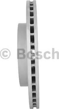 BOSCH 0 986 478 468 - Bremžu diski interparts.lv