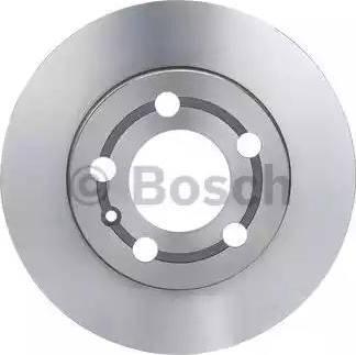 BOSCH 0 986 478 481 - Bremžu diski interparts.lv
