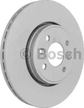 BOSCH 0 986 478 590 - Bremžu diski interparts.lv