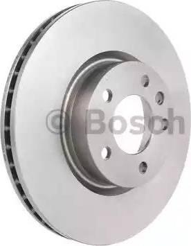 BOSCH 0 986 478 593 - Bremžu diski interparts.lv