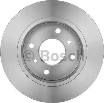 BOSCH 0 986 478 564 - Bremžu diski interparts.lv