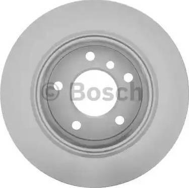 BOSCH 0 986 478 561 - Bremžu diski interparts.lv
