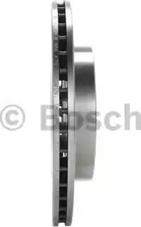 BOSCH 0 986 478 502 - Bremžu diski interparts.lv