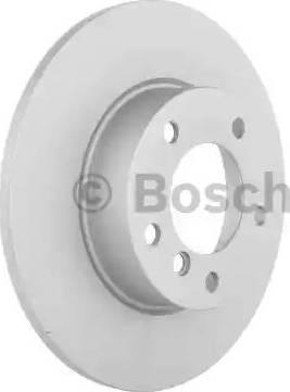 BOSCH 0 986 478 511 - Bremžu diski interparts.lv