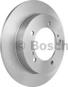 BOSCH 0 986 478 539 - Bremžu diski interparts.lv