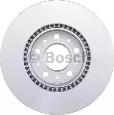 BOSCH 0 986 478 603 - Bremžu diski interparts.lv