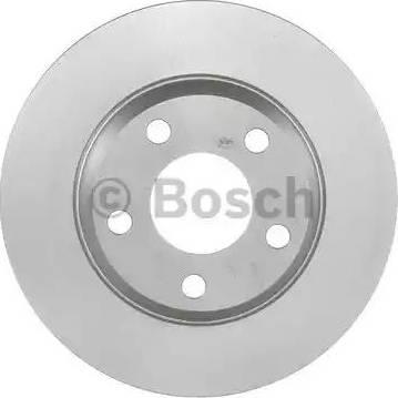 BOSCH 0 986 478 615 - Bremžu diski interparts.lv