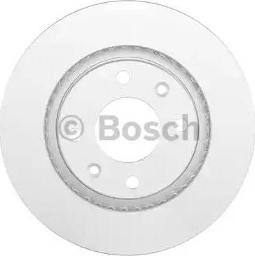 BOSCH 0 986 478 618 - Bremžu diski interparts.lv