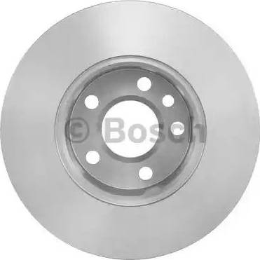 BOSCH 0 986 478 613 - Bremžu diski interparts.lv