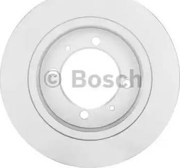 BOSCH 0 986 478 898 - Bremžu diski interparts.lv