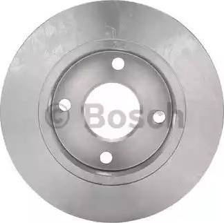 BOSCH 0 986 478 856 - Bremžu diski interparts.lv
