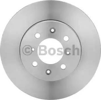 BOSCH 0 986 478 889 - Bremžu diski interparts.lv