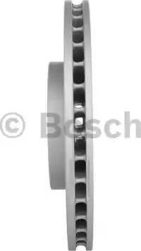 BOSCH 0 986 478 881 - Bremžu diski interparts.lv