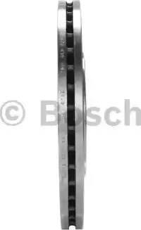BOSCH 0 986 478 830 - Bremžu diski interparts.lv