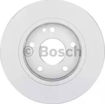 BOSCH 0 986 478 874 - Bremžu diski interparts.lv