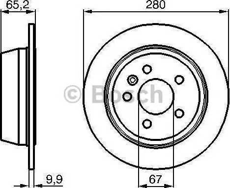 RIDER RD.2625.DF2794 - Bremžu diski interparts.lv