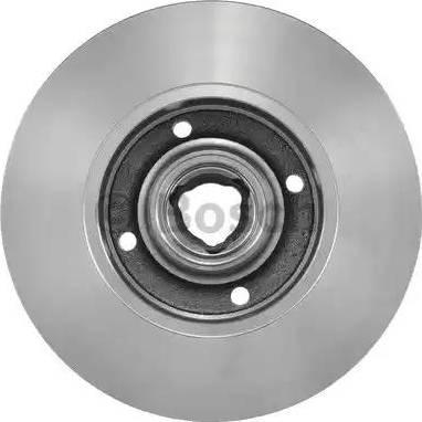 BOSCH 0 986 478 331 - Bremžu diski interparts.lv