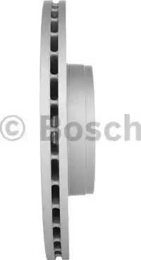 BOSCH 0 986 478 296 - Bremžu diski interparts.lv