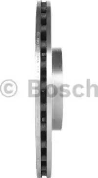 BOSCH 0 986 478 786 - Bremžu diski interparts.lv