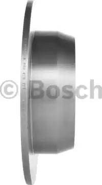 BOSCH 0 986 478 771 - Bremžu diski interparts.lv