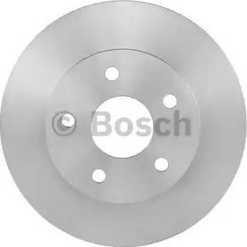 BOSCH 0 986 478 772 - Bremžu diski interparts.lv
