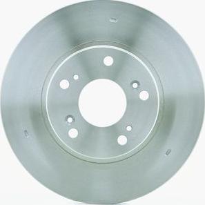BOSCH 0 986 AB6 918 - Bremžu diski interparts.lv
