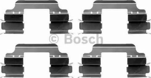 BOSCH 1 987 474 413 - Piederumu komplekts, Disku bremžu uzlikas interparts.lv