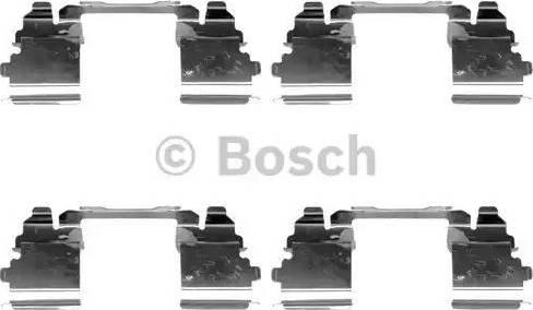 BOSCH 1 987 474 732 - Piederumu komplekts, Disku bremžu uzlikas interparts.lv