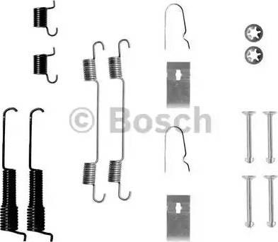 BOSCH 1 987 475 279 - Piederumu komplekts, Bremžu loki interparts.lv