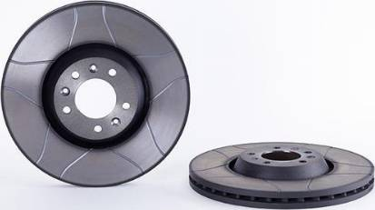 Brembo 09.8670.75 - Bremžu diski interparts.lv