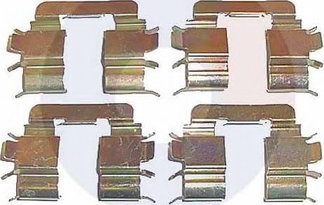 Carrab Brake Parts 1934 - Piederumu komplekts, Disku bremžu uzlikas interparts.lv