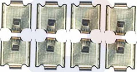 Carrab Brake Parts 2499 - Piederumu komplekts, Disku bremžu uzlikas interparts.lv