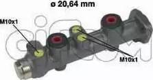 Cifam 202-066 - Galvenais bremžu cilindrs interparts.lv