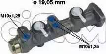 Cifam 202-005 - Galvenais bremžu cilindrs interparts.lv