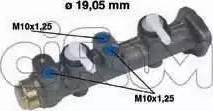 Cifam 202-021 - Galvenais bremžu cilindrs interparts.lv