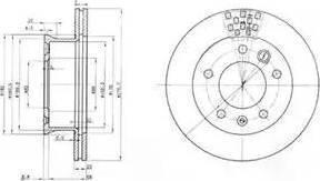 A.B.S. 16453 - Bremžu diski interparts.lv
