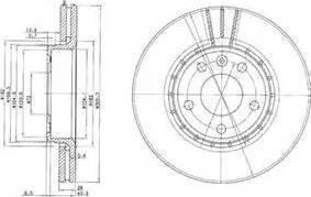 A.B.S. 17329 - Bremžu diski interparts.lv