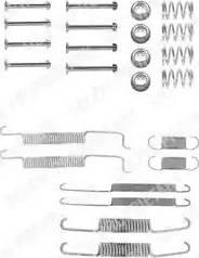 Delphi LY1026 - Piederumu komplekts, Bremžu loki interparts.lv