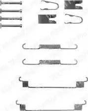 Delphi LY1287 - Piederumu komplekts, Bremžu loki interparts.lv