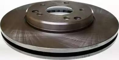 Denckermann B130354 - Bremžu diski interparts.lv
